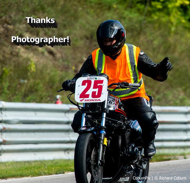 #25 Thanks Photographer