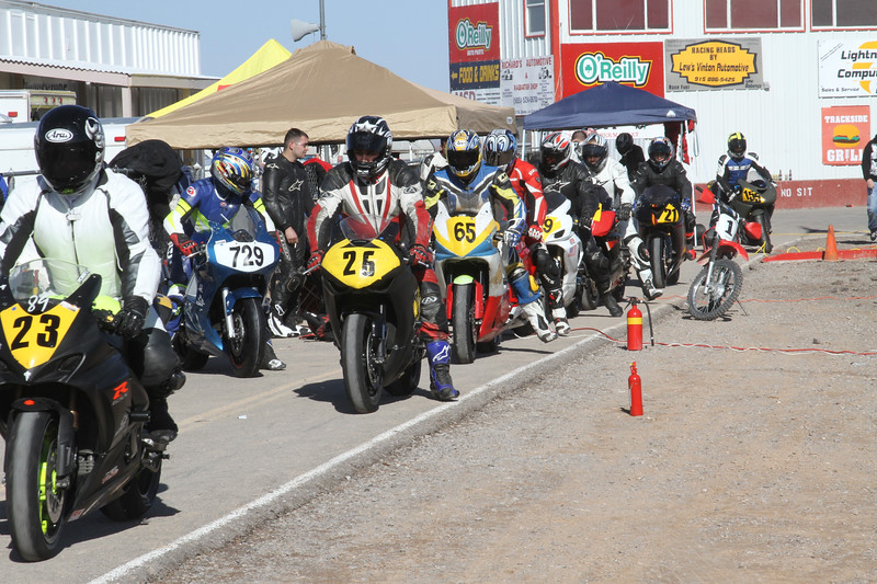 ASMA Races - March 11, 2012