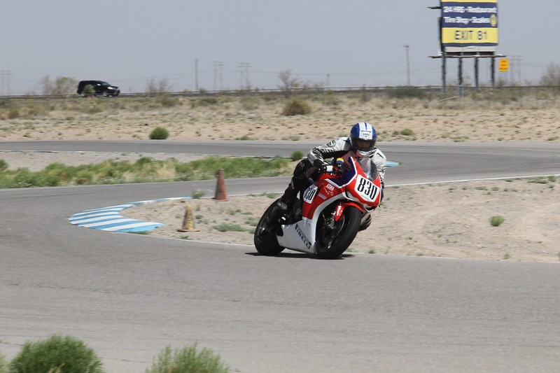 ASMA Trackday - April 14, 2012