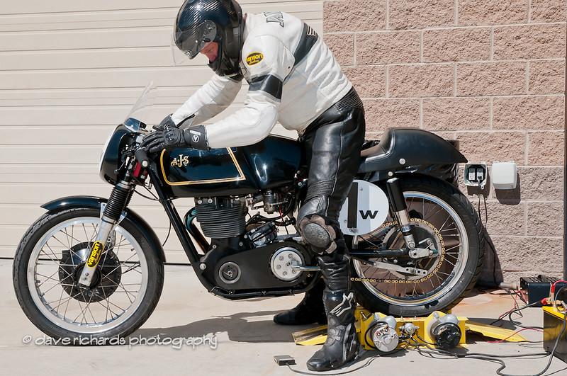 Bonneville Vintage GP 9 4 11-170