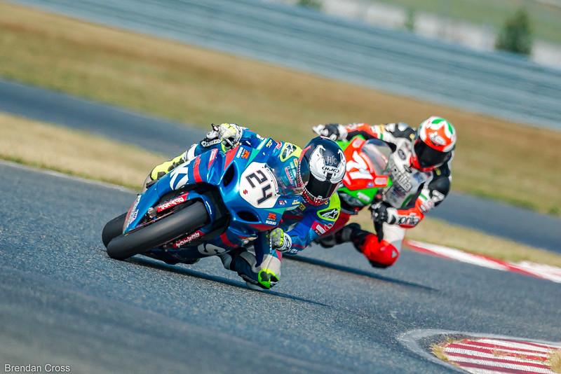 MotoAmerica NJMP 2016