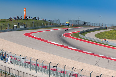 COTA was designed for F1 as far as I know - so it may not be the best fit for MotoGP. But it is a beautiful track.