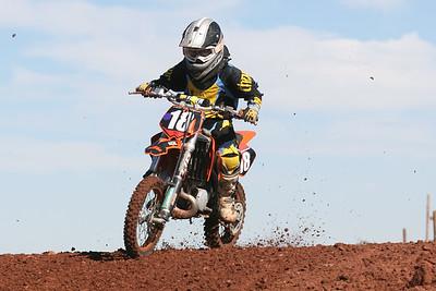 Tularosa Motocross Practice - October 24, 2009