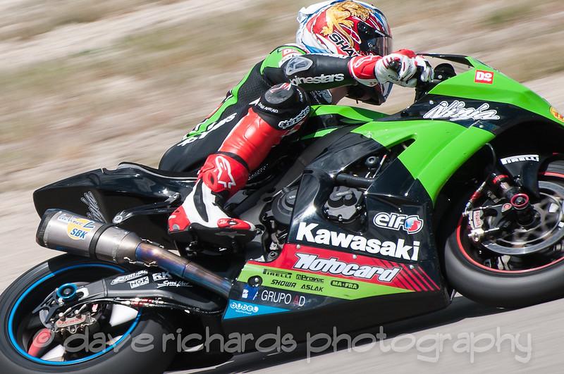 Kawasaki rider