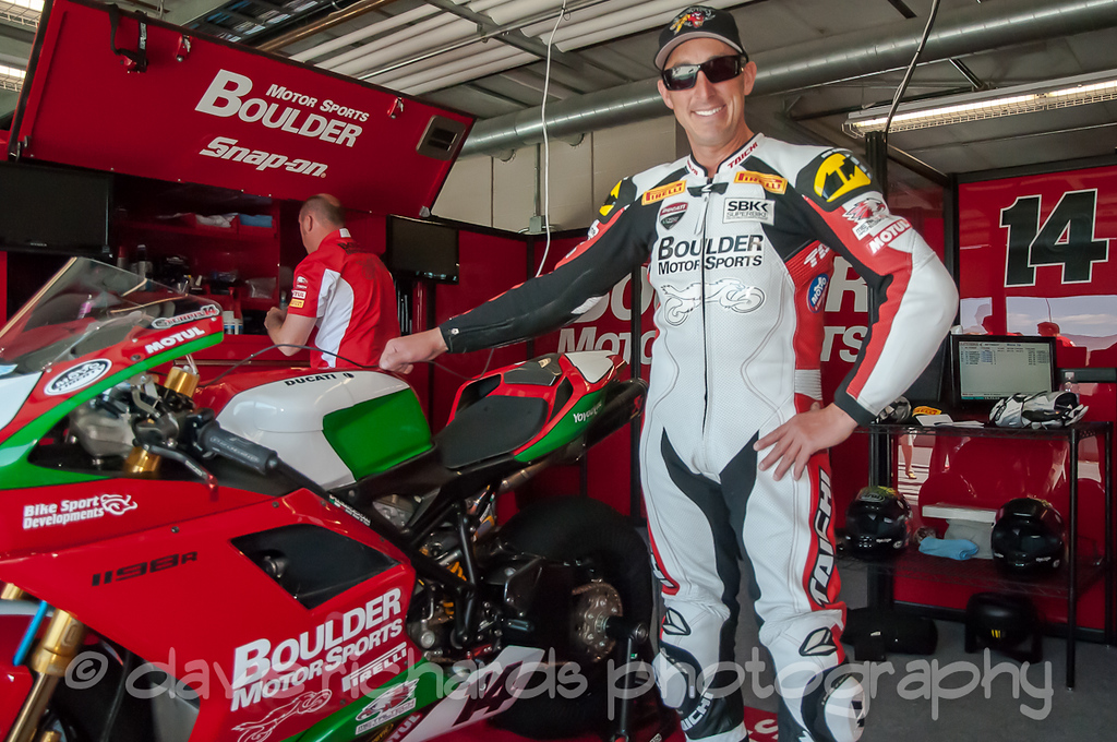 Local Rider Shane Turpin gets a Wild Card Entry to World Superbike!