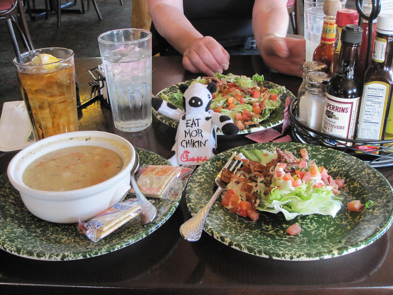 More salad in Grants Pass