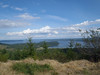 Hood Canal from above Brinnon, WA on a forest service road.