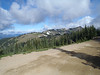 This is one fine 7 miles of dirt/gravel riding to/from Obstruction Point.
