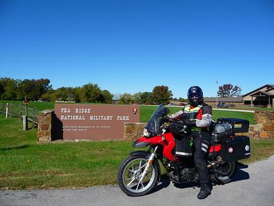 2009-10 Ozark Ride-Russellville