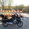 Forced detour in Gratz, Kentucky