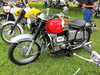 Guzzi's, Jawa's, even a 100 Laverda.  Chances were good you would see a few you had only seen in books.