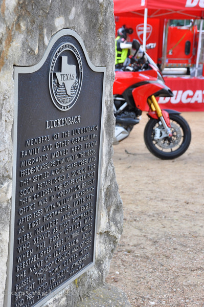 Lots of history and one really great song. Welcome to Luckenbach