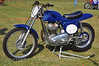 Several really nice vintage dirt bikes were entered as well