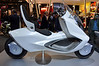 Piaggio USB, electric urban assault vehicle