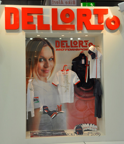 Dellorto has added a retro clothing line