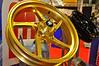 OZ motorcycle wheel - same beautiful quality