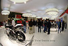 The MV Agusta booth was always busy