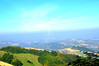 That's the view from the San Marino sky lift