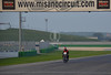 Me, on track, for the regularity part of the mini motogiro