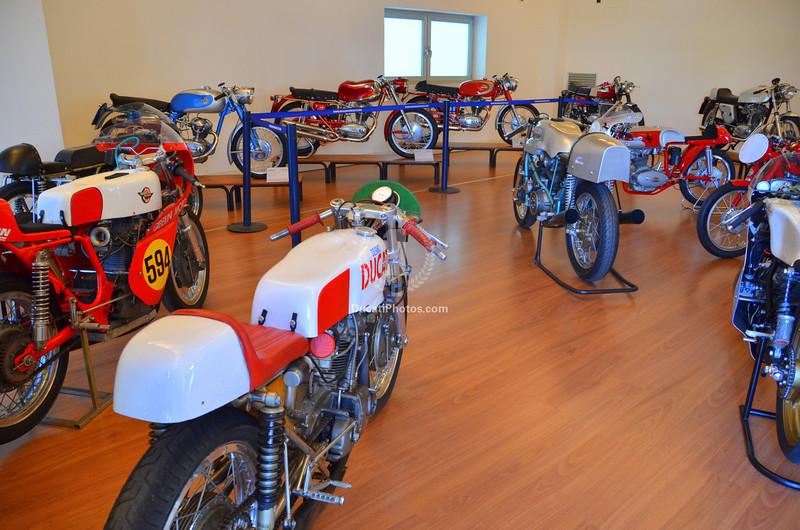 The Mario Sassi display