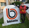 Bimota factory visit on day 2 after lunch