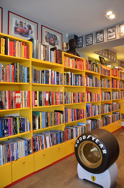 Like books?  Every one of these is a car or motorcycle book. Nice huh?