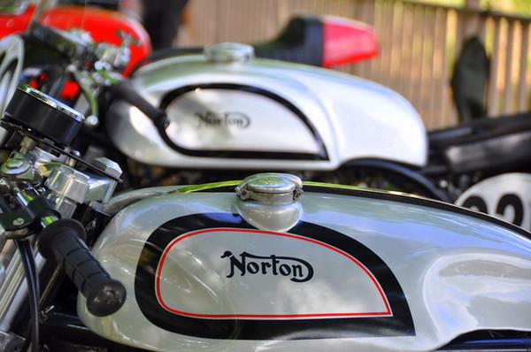 Manx Nortons