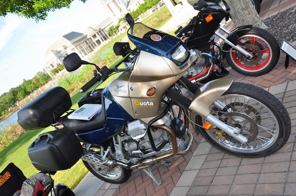 Moto Guzzi Quota