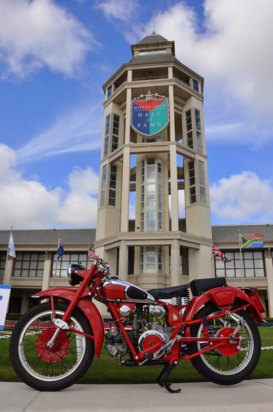 World Golf Village hosts both the World Golf Hall of Fame as well as Riding Into History, one of America's largest and most estimed motorcycle shows.