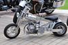 Or this tiny homebuilt mini bike