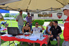 Vendors included the Coastal Ducati Owners Club from Deland, FL. who were taking applications for an upcoming track day