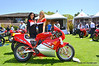 This Ducati 750F1 Montjuich was the winner of the inaugrial Superbike class