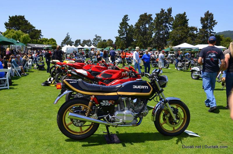 1978 Darmah SD Ducati