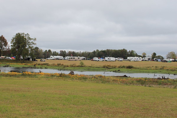 Bama Bike Fest, October 2011 - Forkland, AL