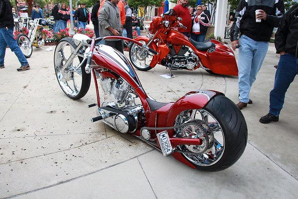 Bike Week, May 2013 - Panama City Beach, FL