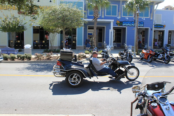 Bike Week Fall 2012 - Panama City Beach, FL