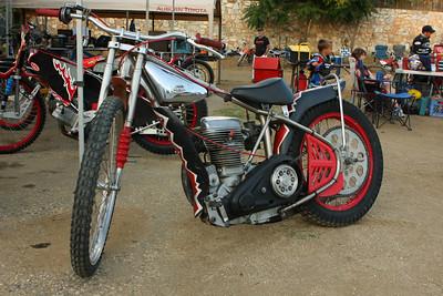 Vintage Speedway bike.