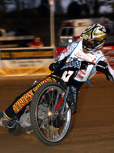 Don't count Bart Bast out of the running at any time.  Bast is a veteran rider and can beat anyone on the race track.