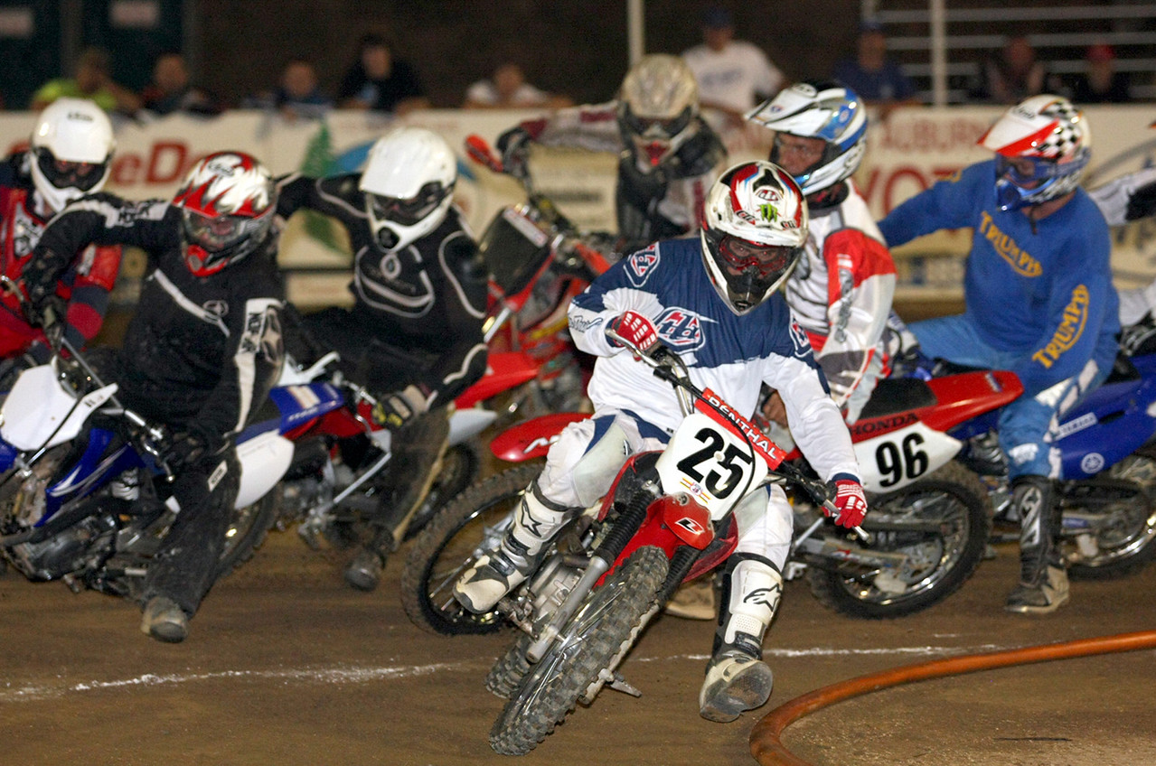 Special TT racing was added to the exciting Fast Friday's Program that included the U21 National Championship, and a full regular Division I-III racing.