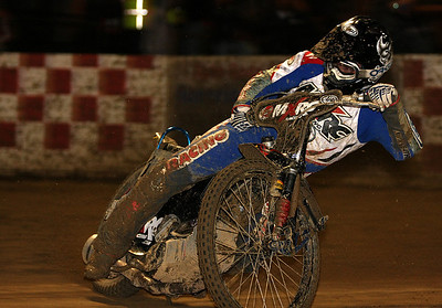 Billy Janniro won the scratch main event for the third time in a row at Fast Friday's.