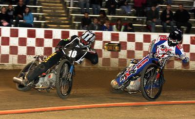 Scott Brant (L) and Billy Janniro (R)