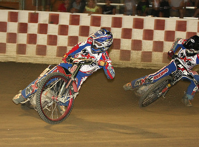 Tommy Hedden (L) and Billy Janniro (R).