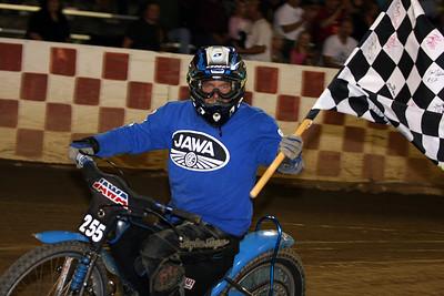 2010 Division III Track Champion Glenn Scott