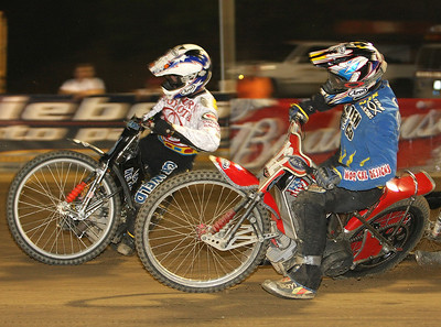 Bart Bast (L) and Greg Hooten (R)