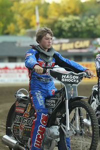 Youth rider Max Ruml.