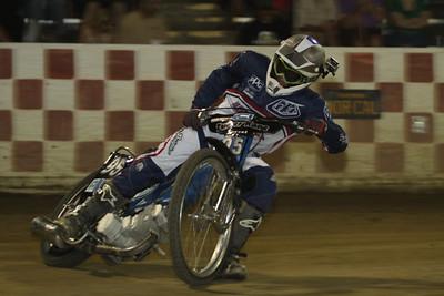 Youth rider Tanner Kane