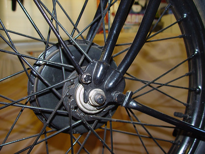Hub spokes look OK