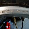 Rear rim stamping part 2.