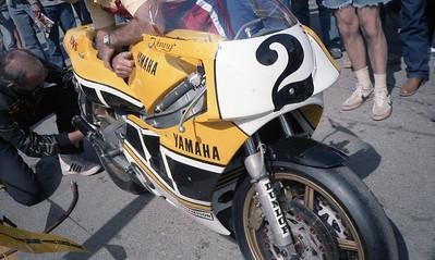 Kenny Roberts Yamaha 500