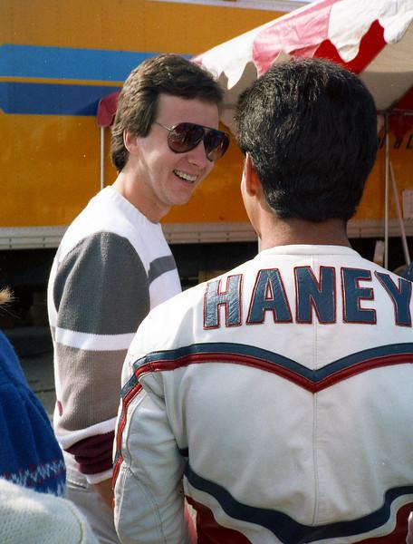 Freddy Spencer & Jeff Haney